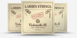 Larsen Soloist Cello Strings – Strong