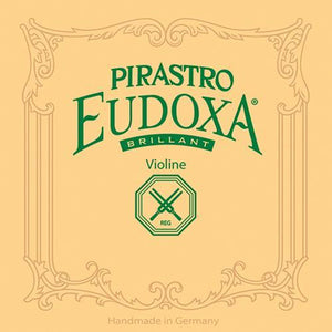 Pirastro Eudoxa Violin String G Brilliant