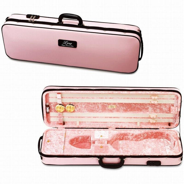 Lang LP-59 Series Oblong Violin Case