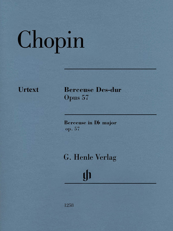 Berceuse in D-flat Major, Op. 57