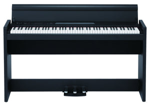 Korg LP380BK Digital Piano with 3 Pedals and Bench