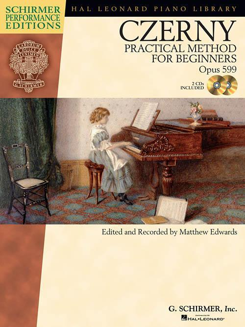 Carl Czerny - Practical Method for Beginners, Op. 599