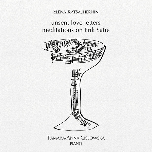 unsent love letters (Meditations on Erik Satie – Piano Solo)