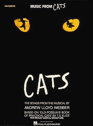 Cats (Vocal Arrangement with Piano Accompaniment)