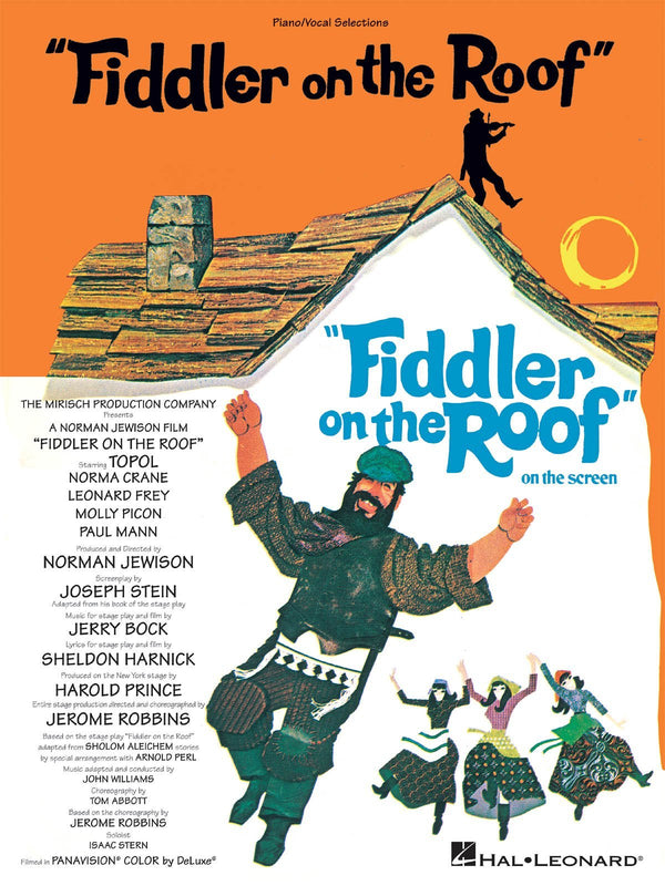 Fiddler on the Roof (Vocal Selections)
