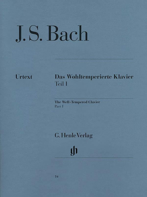 The Well-Tempered Clavier BWV 846-869 Part I (With Fingering)