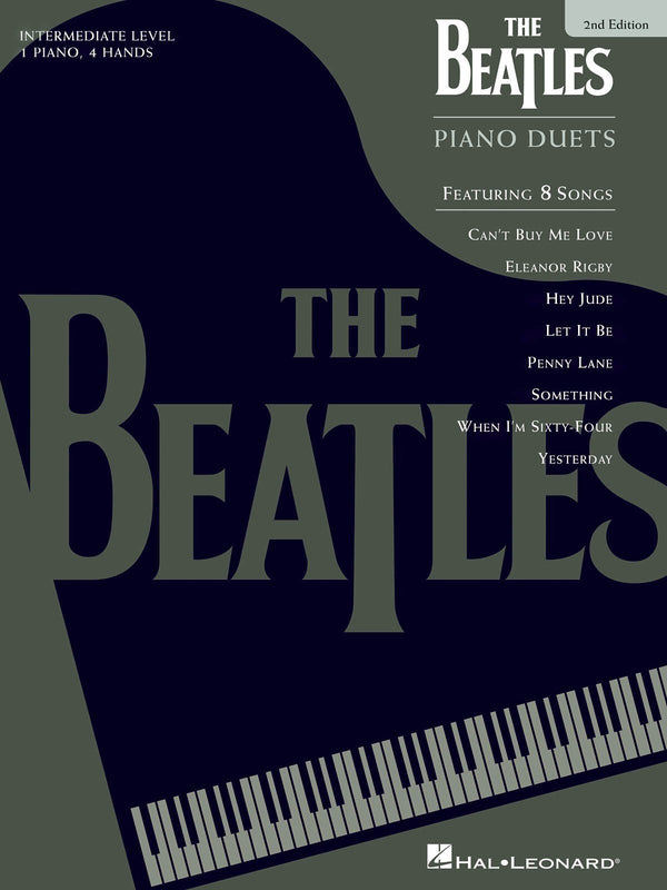 The Beatles Piano Duets - 2nd Edition