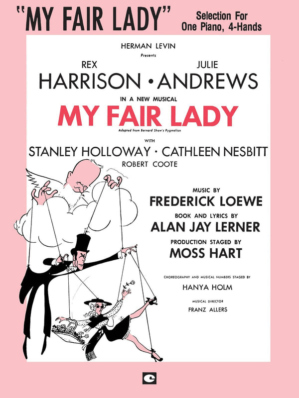 My Fair Lady - Popular Piano Duets