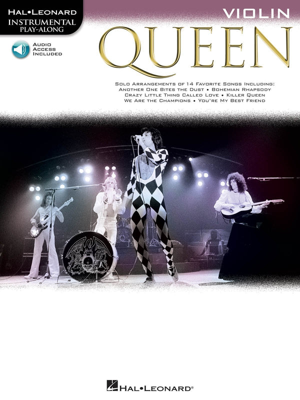 Queen - Violin (with CD)