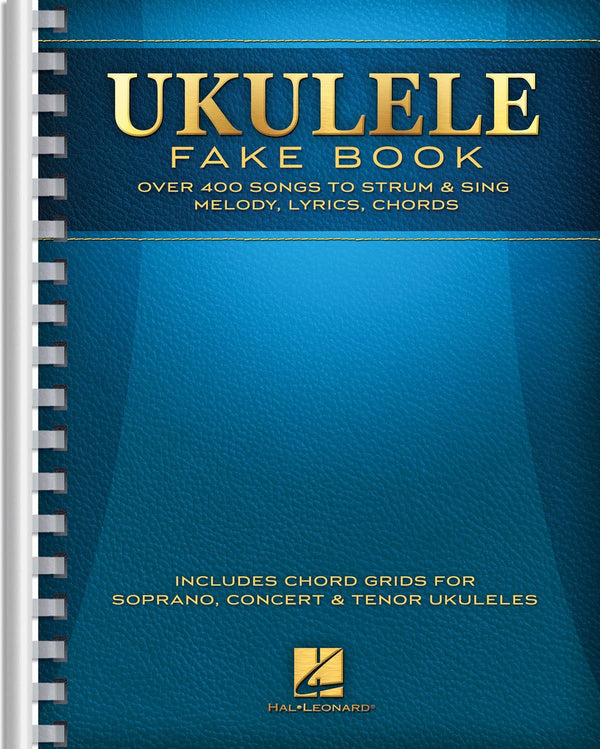 Ukulele Fake Book (Full Size Edition)
