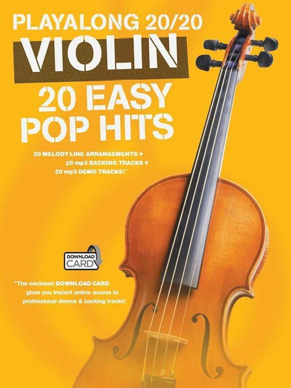 Play Along 20/20 Violin