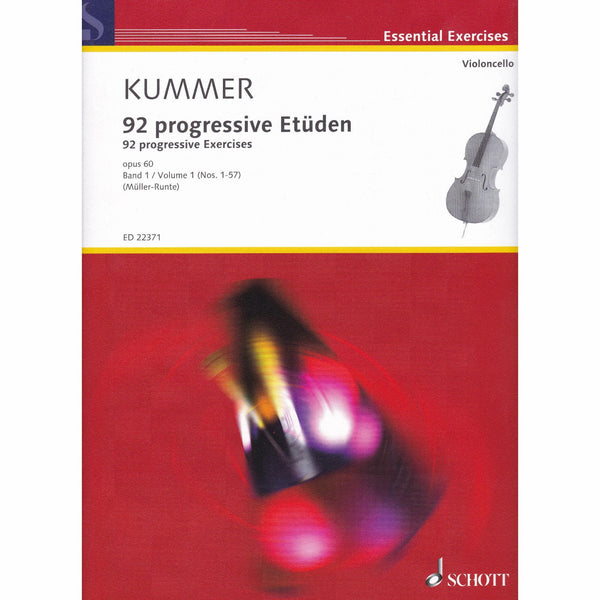 92 Progressive Exercises, Op. 60 - Book 1