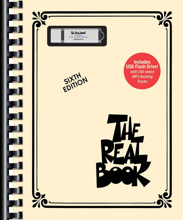 The Real Book - Volume I (Book/USB Flash Drive Pack)