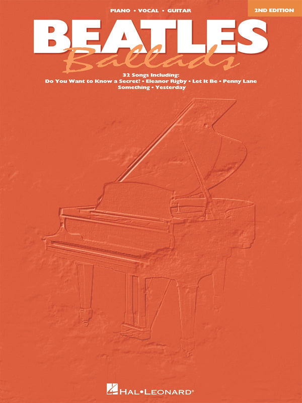 Beatles Ballads (2nd Edition)