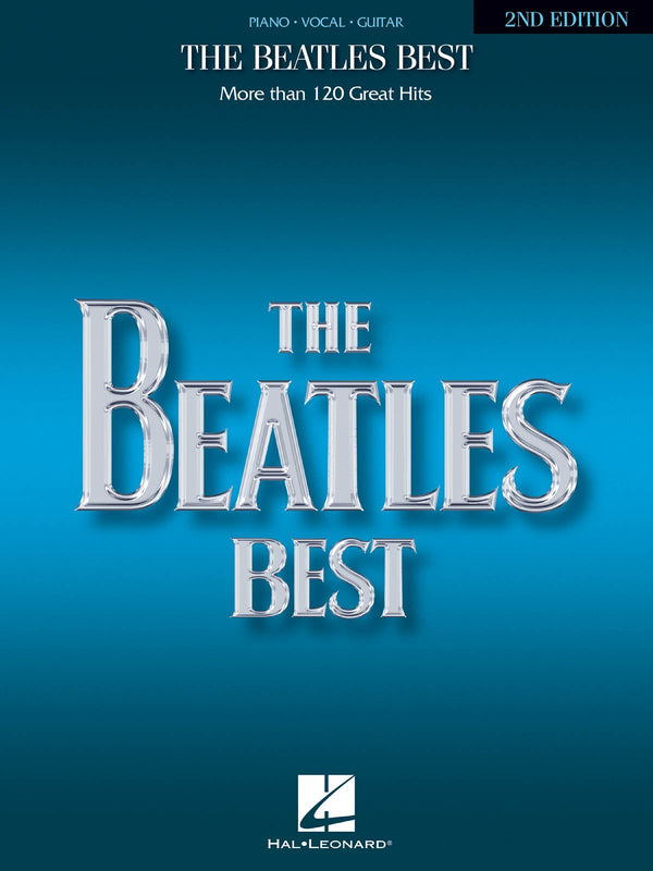 The Beatles Best - Piano/Vocal/Guitar Artist Songbook (2nd Edition)