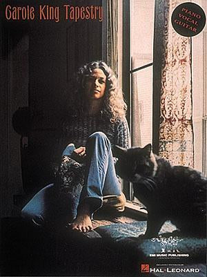 Carole King - Tapestry (Piano/Vocal/Guitar Artist Songbook)