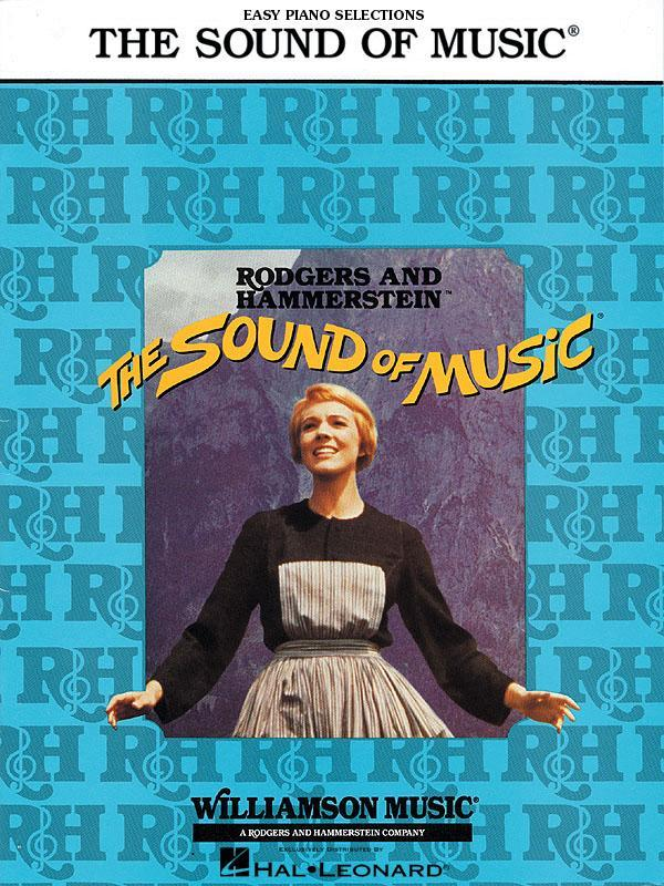 The Sound of Music - Easy Piano Vocal Selections