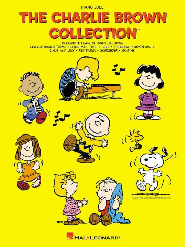 The Charlie Brown Collection™ (Piano Solo Songbook)