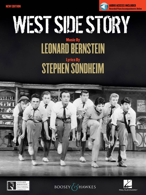 West Side Story (Piano/Vocal Selections with Online Audio)