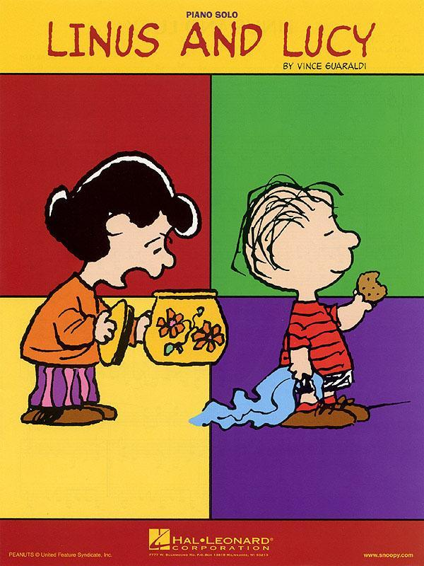 Linus and Lucy - Piano Solo