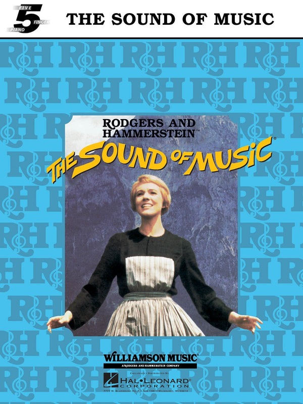 The Sound of Music - Five Finger Piano Songbook