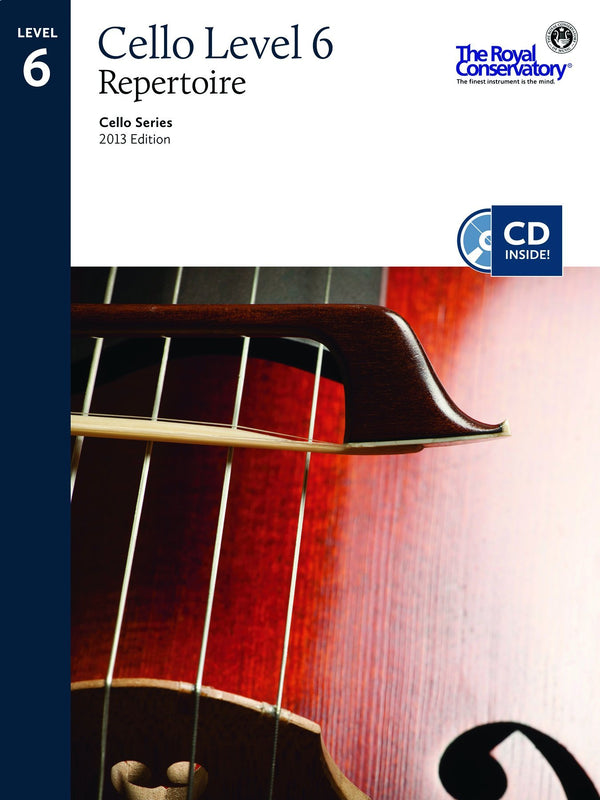 Cello Repertoire Level 6