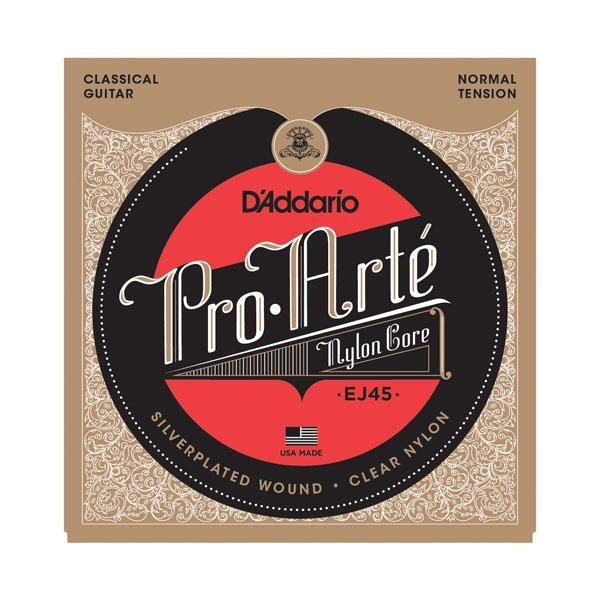 D'Addario EJ45 Pro-Art̩ Nylon, Normal Tension
