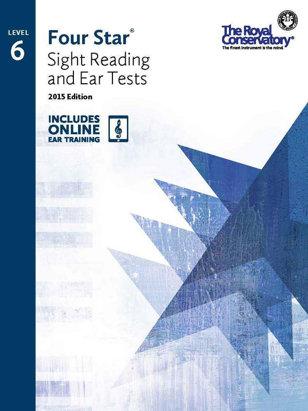 Four Star® Sight Reading and Ear Tests Level 6