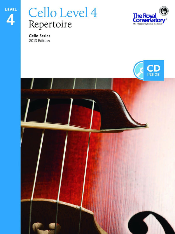 Cello Repertoire Level 4