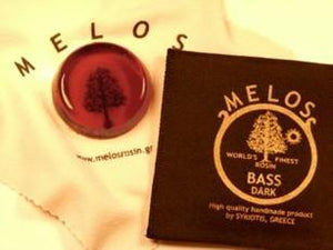 Melos Bass Rosin Dark