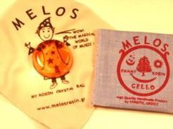 Melos Cello Rosin Funny