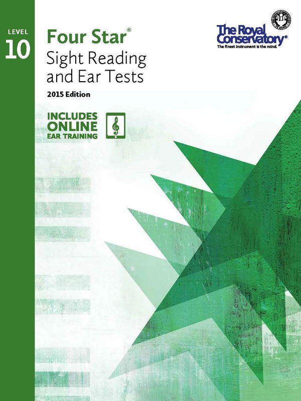 Four Star® Sight Reading and Ear Tests Level 10