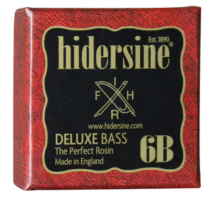 Hidersine Double Bass All Weather Deluxe Rosin packaging
