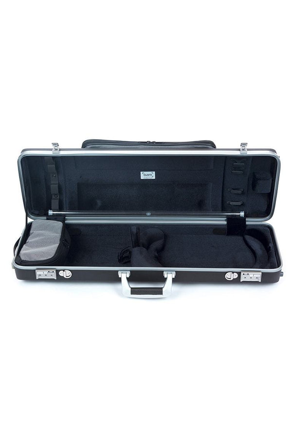 Bam Panther Hightech Oblong Violin Case With Pocket