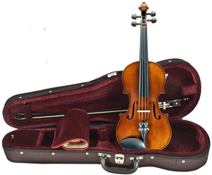 Amati Viola Outfit including lightweight case, fiberglass horsehair bow and violin