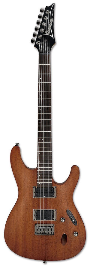 Ibanez S521-MOL 6 String Electric Guitar in Mahogany Oil Finish