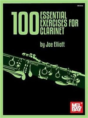 100 Essential Exercises for Clarinet