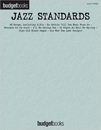 Jazz Standards (Easy Piano)