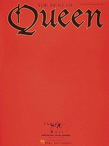 The Best of Queen Artist Songbook