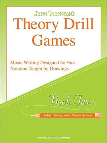 Theory Drill Games - Book 2
