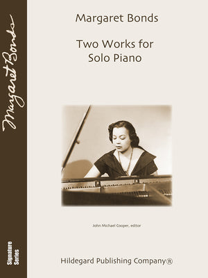 Margaret Bonds - Two Works for Solo Piano