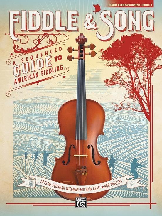 Fiddle & Song, Book 1 for Piano Accompaniment