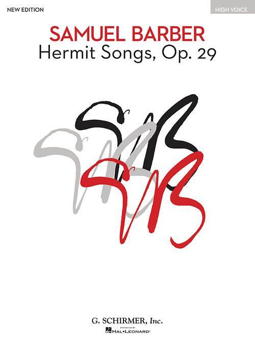 Hermit Songs (High Voice, New Edition)
