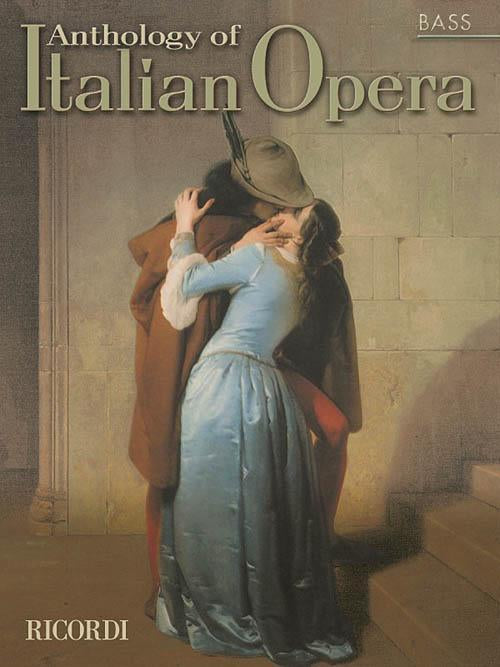 Anthology of Italian Opera - Bass