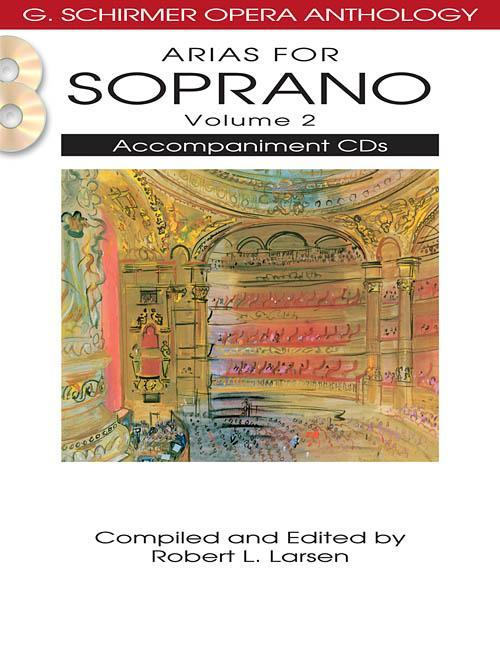 Arias for Soprano - Volume 2 (with Accompaniment CDs)