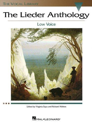 The Lieder Anthology (Low Voice)