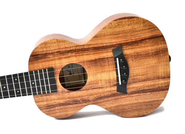 Twisted Wood Koa EA Tenor Ukulele