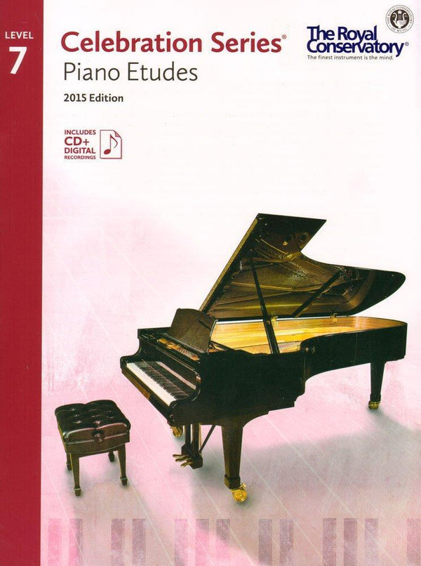 Celebration Series Piano Etudes 2015 Edition - Level 7