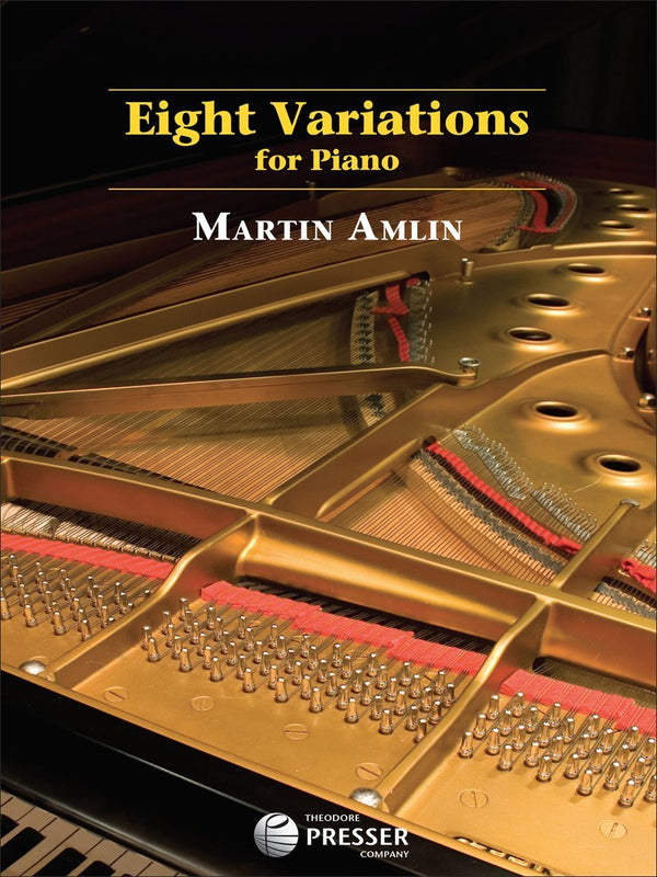Eight Variations For Piano