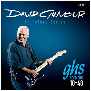 GHS GB-DGF Guitar Boomers David Gilmour Signature Electric Guitar Strings